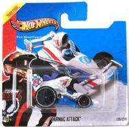 Hot Wheels 130/250 2009 Tarmac Attack Diecast Car HW Racing 2013